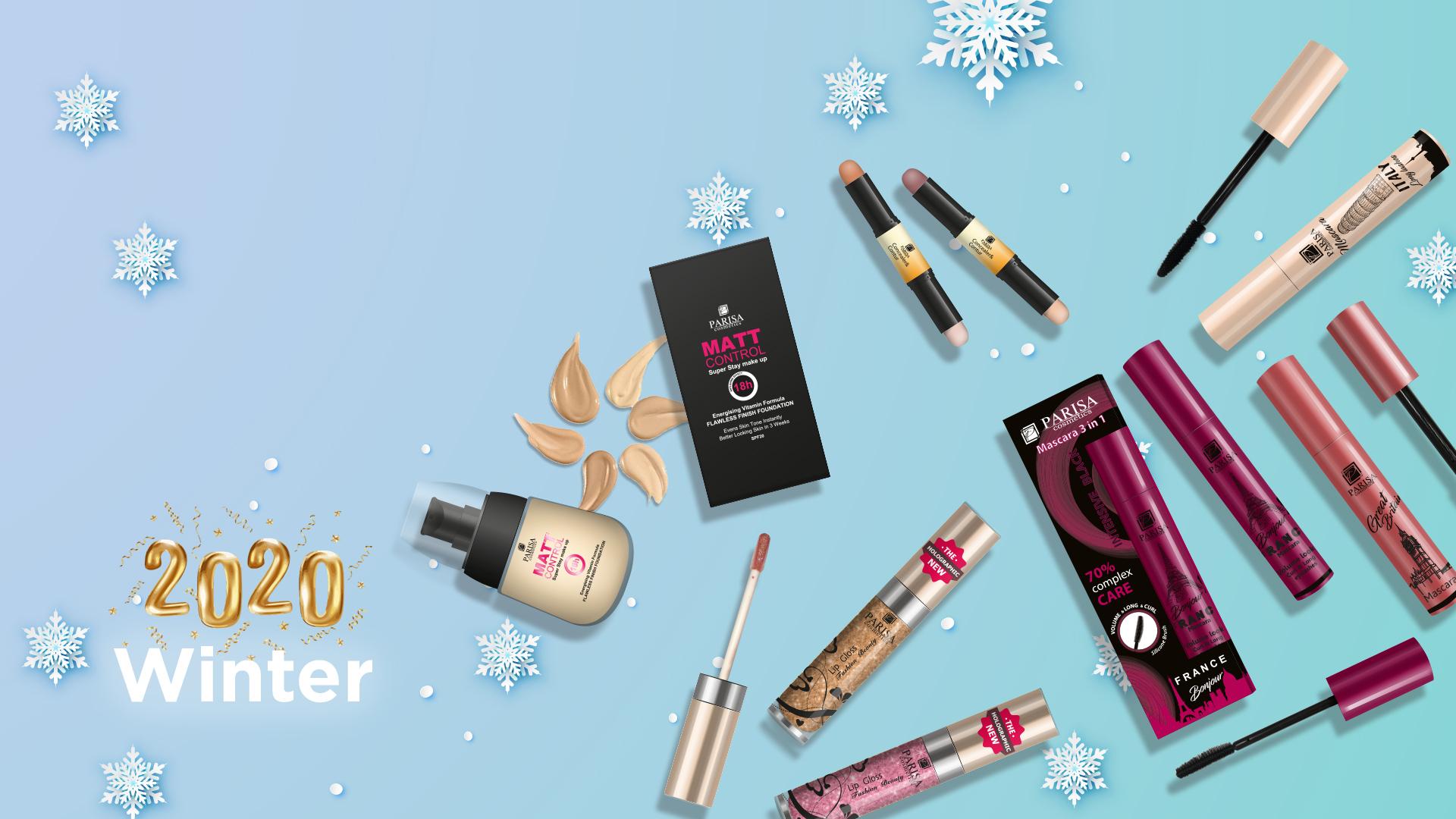 Parisa Cosmetics - купить в России